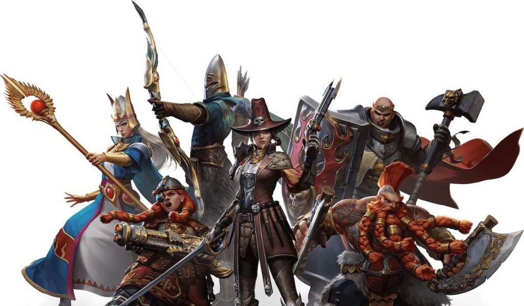 Warhammer: Odyssey Has Been Announced for Android and iOS