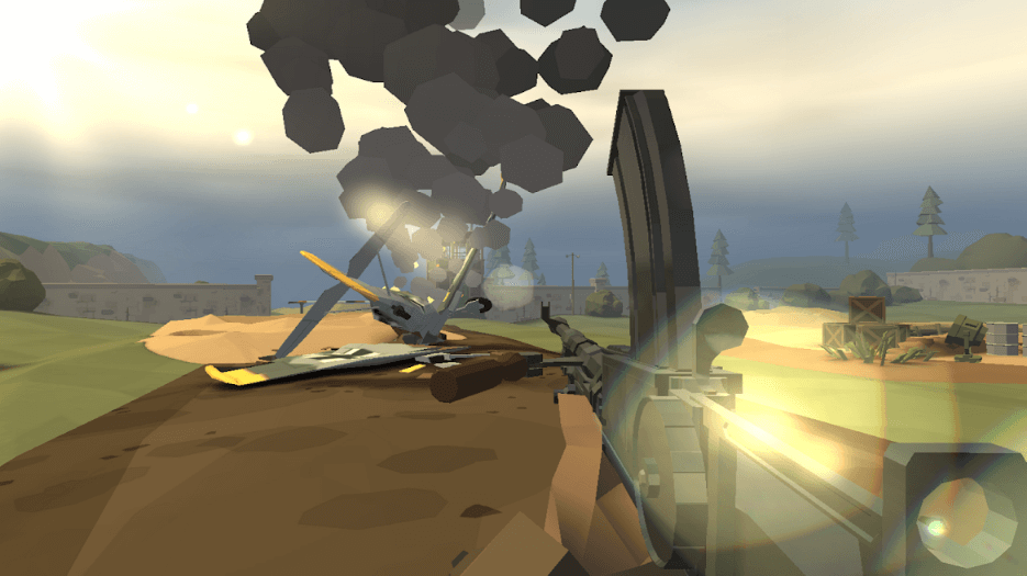 World War Polygon: WW2 Shooter by Alda Games is Available in Early Access