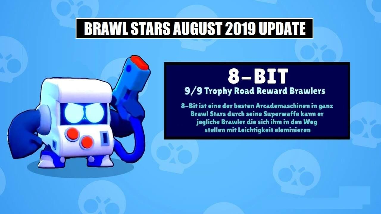 Brawl Stars August 2019 Update Complete Details Mobile