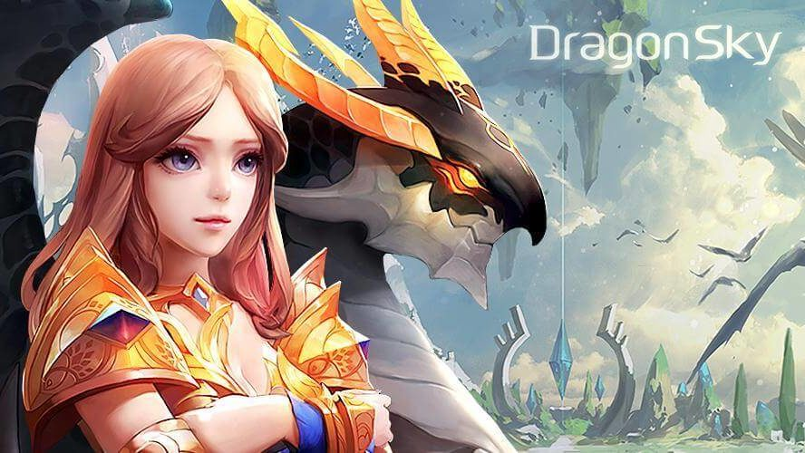 Idle & Merge: Dragonsky by Com2uS is Available for Pre-Registration