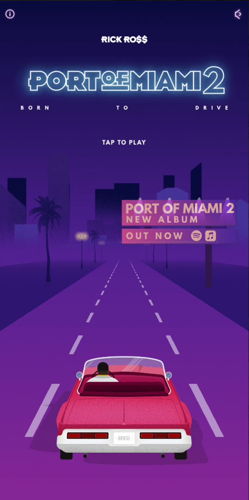 Rick Ross Gets His Own Port of Miami 2 Game On Facebook