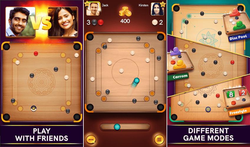 Carrom Pool Game Review: Fun & Full Of Bugs