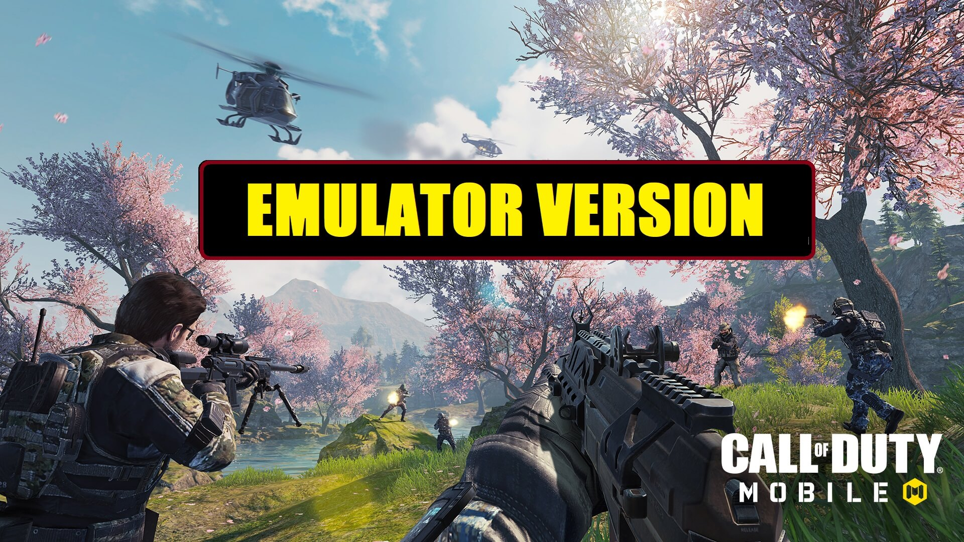 Here Is How To Play Call Of Duty Mobile On Emulator