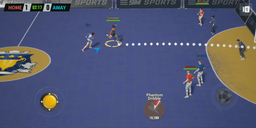 Extreme Football by 9M Interactive is Available for Pre-Registration