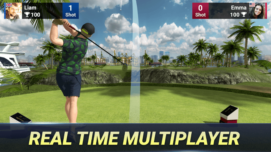 Pre-Register for Golf King - World Tour by PNIX