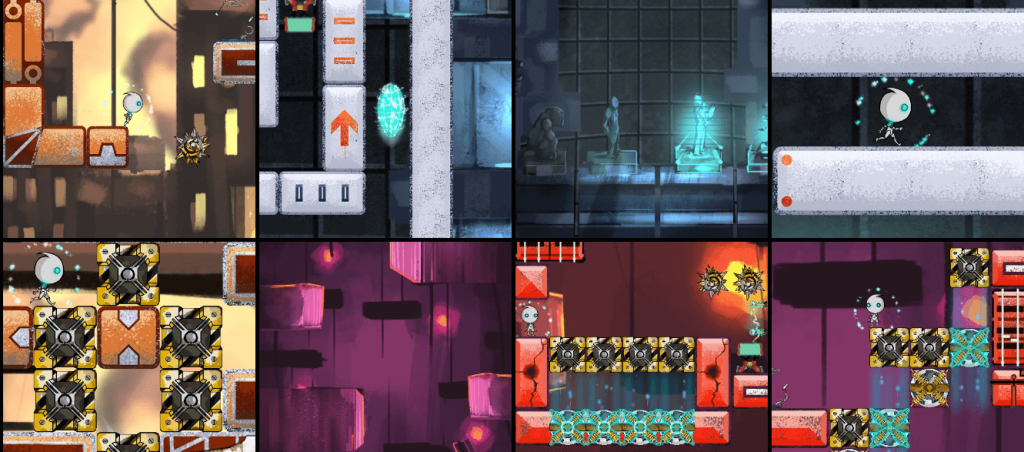 'Grobo' is A Gravity Manipulated Puzzler Coming to Mobile on 10th October