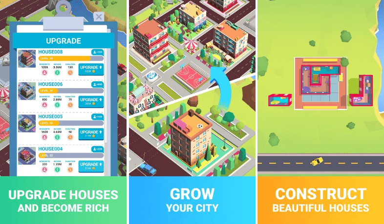 Idle City Building Tycoon is Available for Pre-Registration