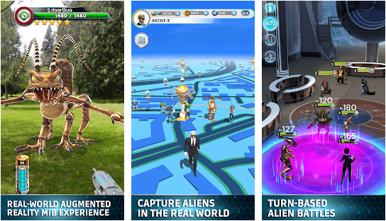 Men In Black: Global Invasion Game Review — Super Agent With Super Aliens