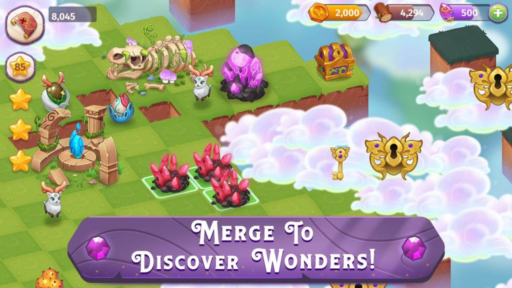 Gram Games Has Just Globally Released Its Brand New Game 'Merge Magic!'