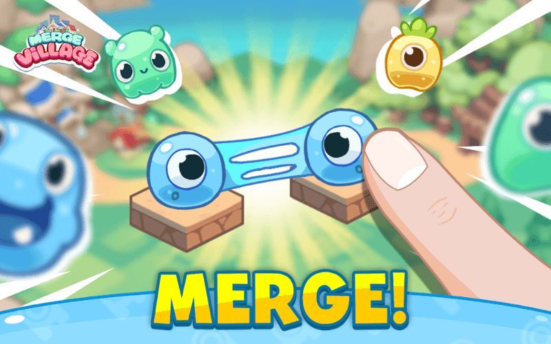 Pre-Register for Merge Village By mafgames