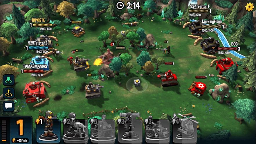 Mini Guns - Omega Wars Game Review