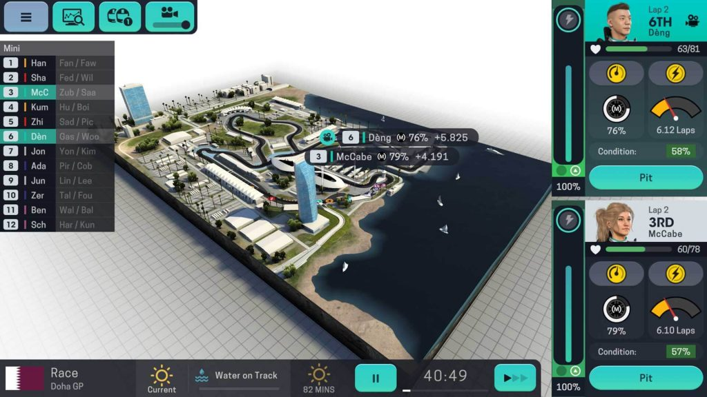 Motorsport Manager Mobile 3 Is Now Free For Limited Time