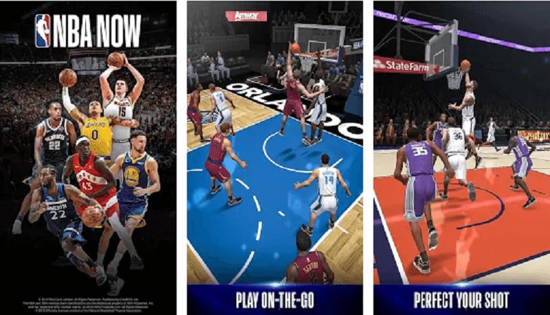 Download NBA NOW Mobile Basketball Game
