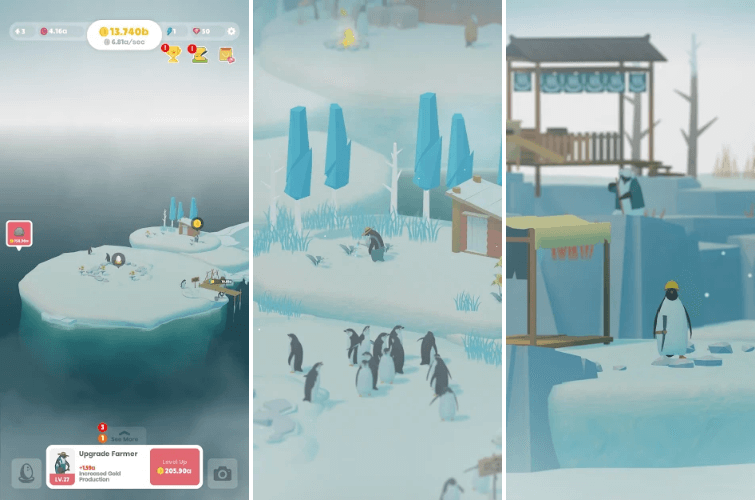 Penguin's Isle Game Review