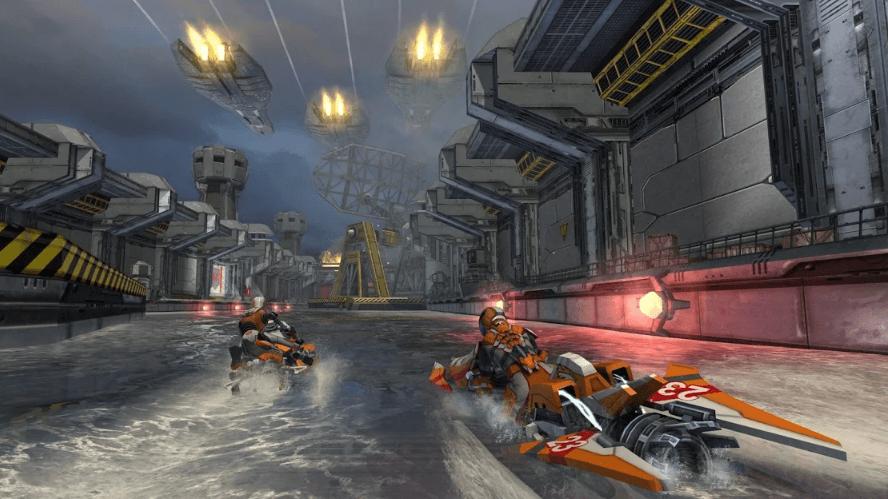 Riptide GP: Renegade Game Review