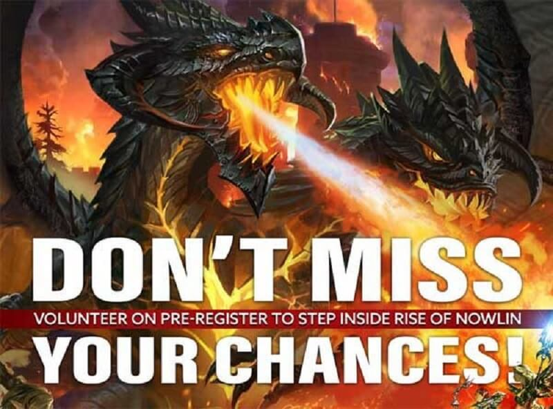 Rise of Nowlin Pre-Registrations Has Been Started By 8Elements