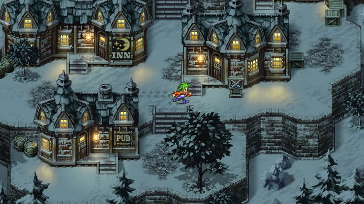 Romancing SaGa 3 Remastered Has Been Announced for Both Android and iOS