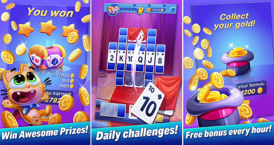Solitaire Showtime: Tri Peaks Solitaire Free & Fun is Available for Pre-Registration