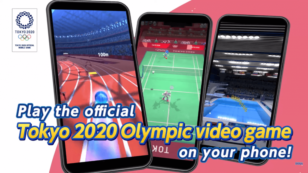 'Sonic at the Olympic Games - Tokyo 2020' Announced For Android and iOS