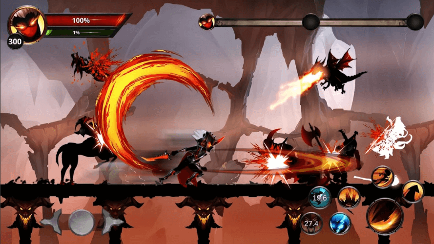 Stickman Legends: Shadow War Offline Fighting Game is Free For A Limited Time