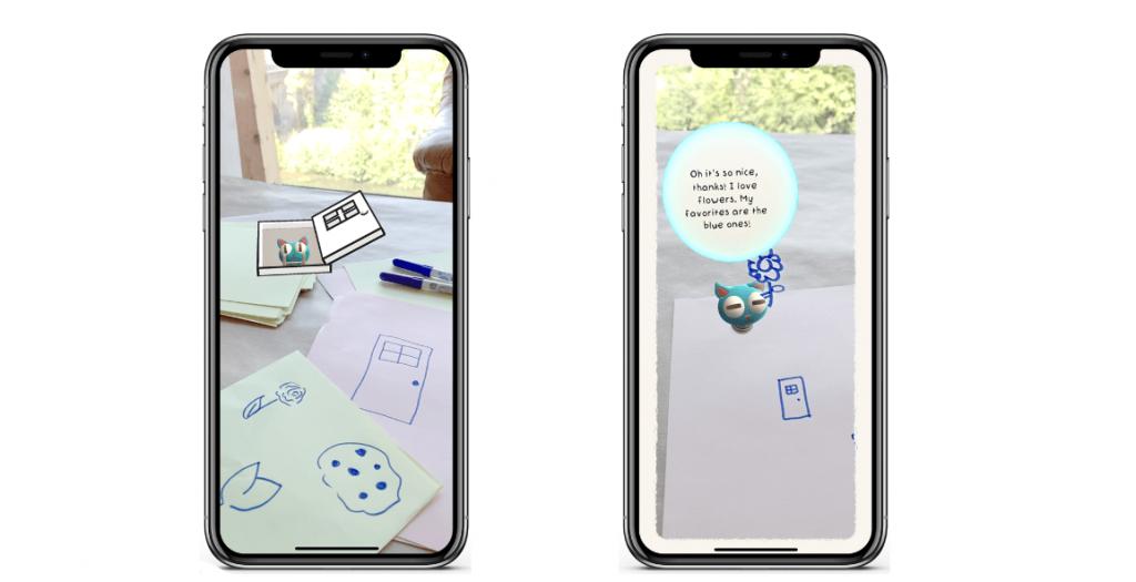 TokoToko An AR Game Releasing For iOS on 3rd October