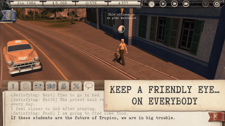 Download Tropico on Android and iOS