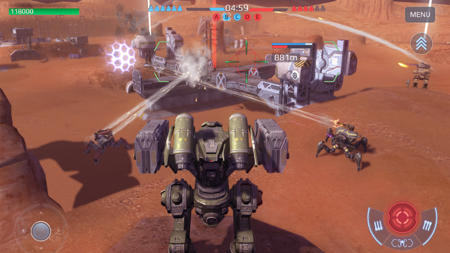 War Robots Game Review