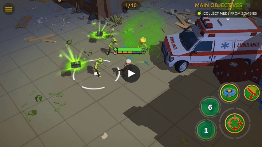 Zombie Blast Crew Has Been Soft Launched: Download Now
