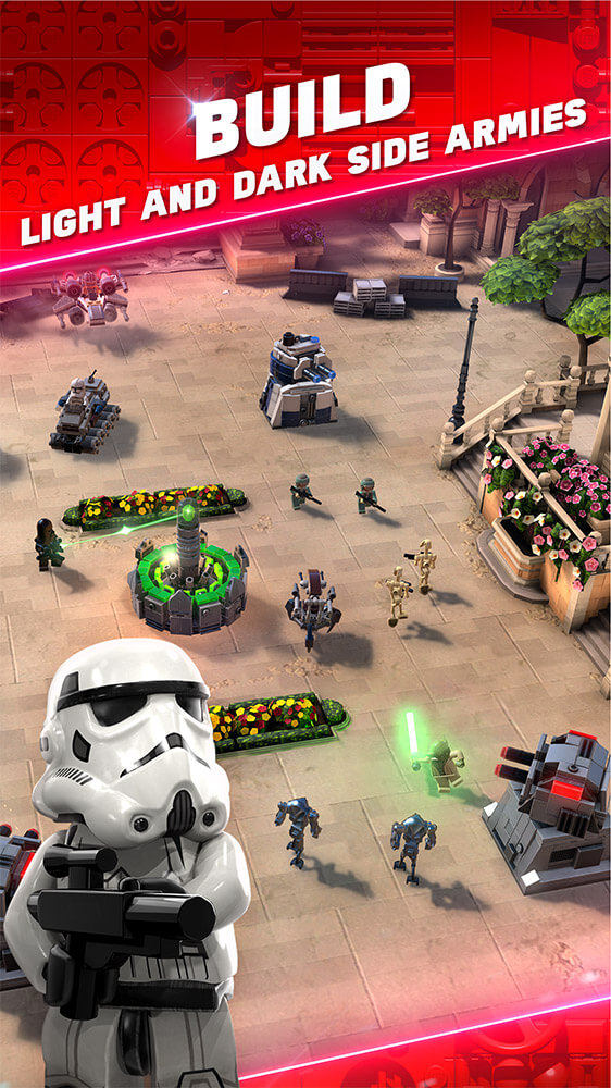 'Lego Star Wars Battles' Is Coming to Mobile in  2020