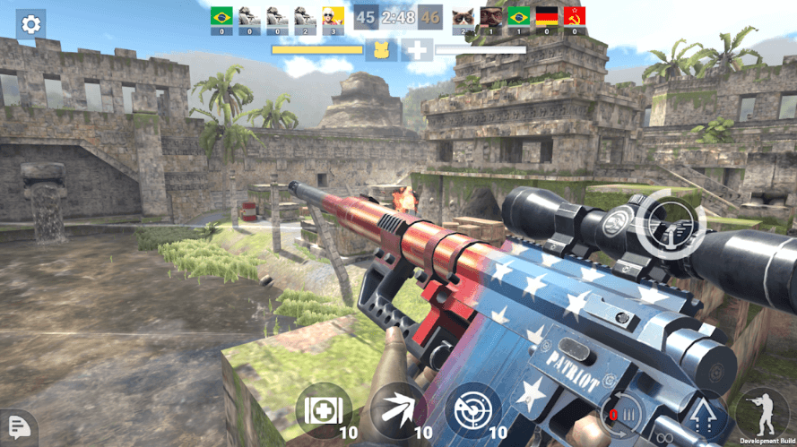 AWP Mode: Sniper Online Shooter is Available for Pre-Registration