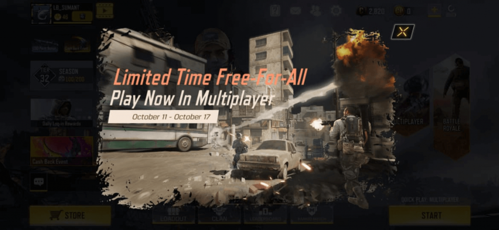 Call of Duty Mobile: Must Awaited FFA Mode Coming Next