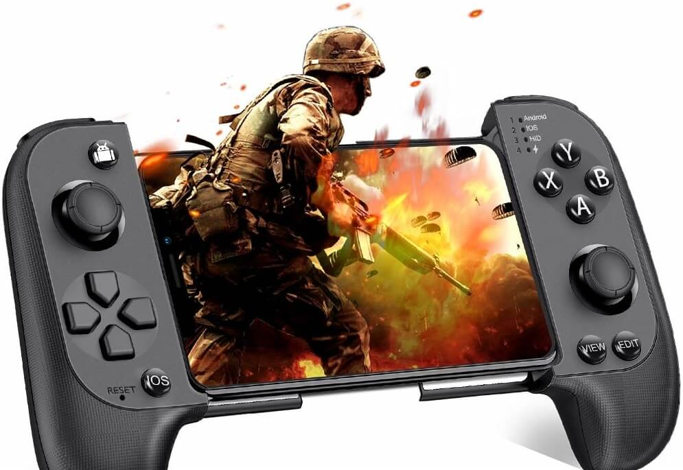Top Best Call of Duty Mobile Controllers