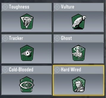 Call of Duty Mobile Perks Guide (Red, Green And Blue)