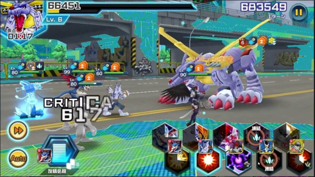 Digimon ReArise Game Review
