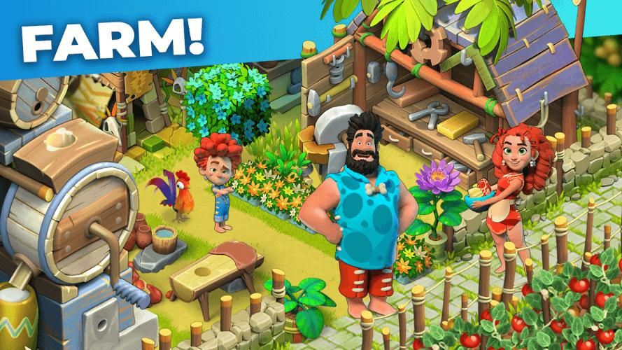 Pre-Register for Family Island - Farm Game Adventure