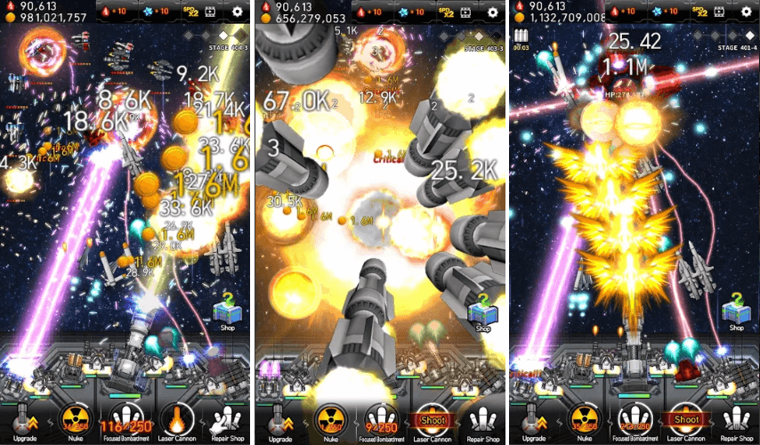 Galaxy Missile War is Available for Pre-Registration