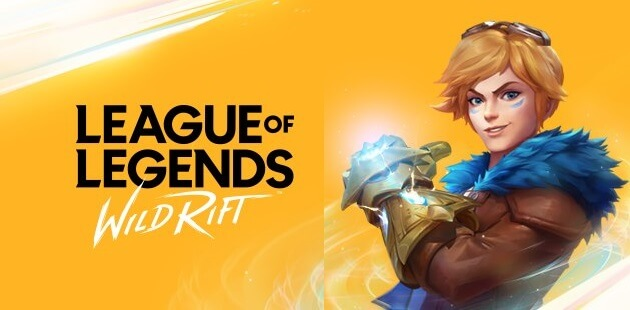 League of Legends Mobile Game 'Wild Rift' Announced!