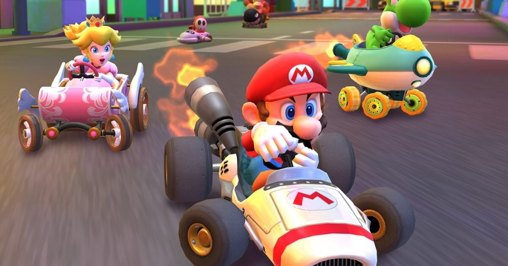 Mario Kart Tour 1.0.2 Update Will Be Rolling Out Soon To Fix Known Bugs & Glitches