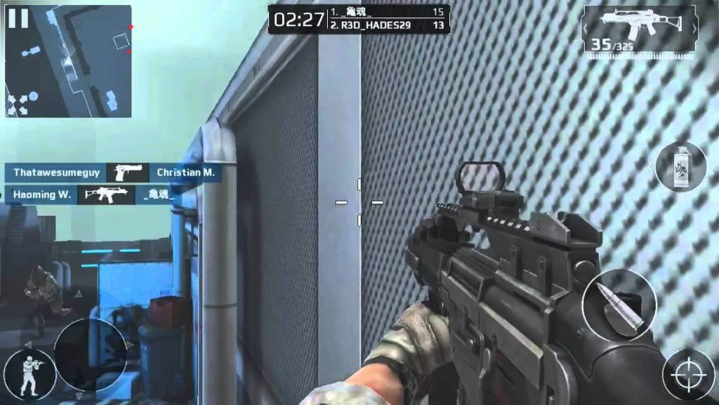 Modern Combat 5: Blackout Finally Gets Voice Chat Feature