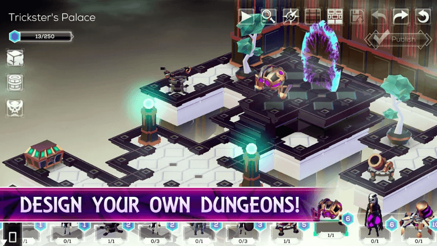 'MONOLISK' A New Card Mobile Game Is Now Available To Download