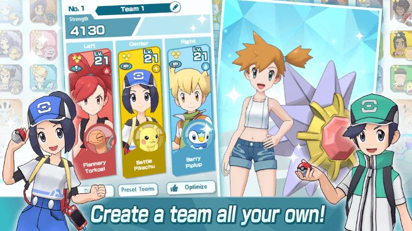 Pokemon Masters Game Review – Gacha Catch'em All
