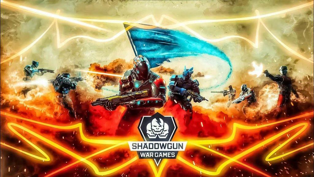 Sign Up For Shadowgun War Games Beta Version