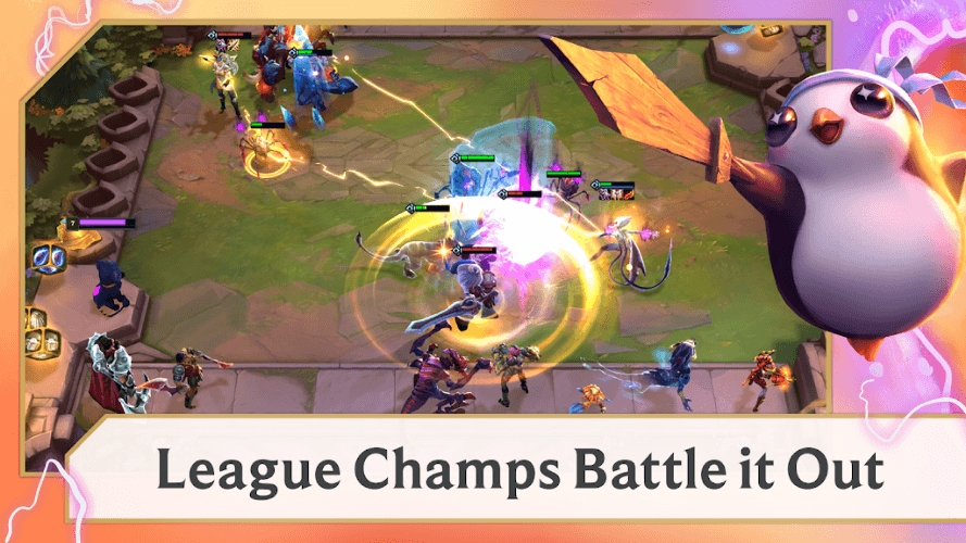 Pre-Register for Teamfight Tactics: League of Legends Strategy Game
