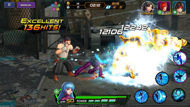 The King of Fighters ALLSTAR - Game Review