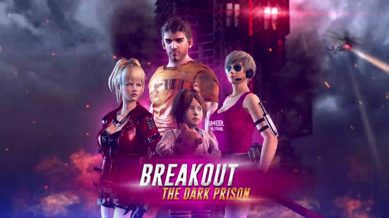 Breakout: Dark Prison Might Release on 14th November 2019