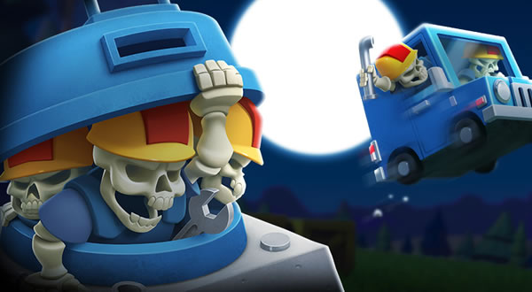 Rush Wars Halloween Update: Complete Details