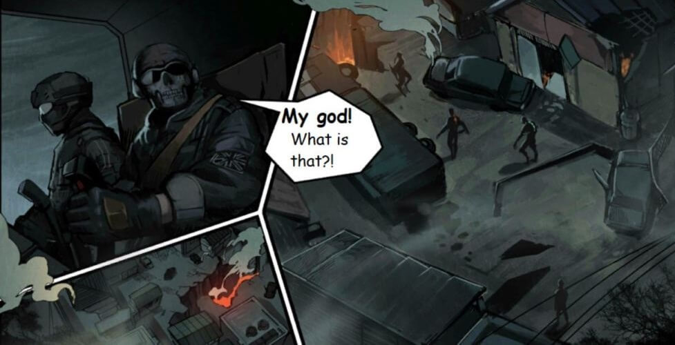 Dataminers Find Zombie Mode Story Comic in Call of Duty Mobile