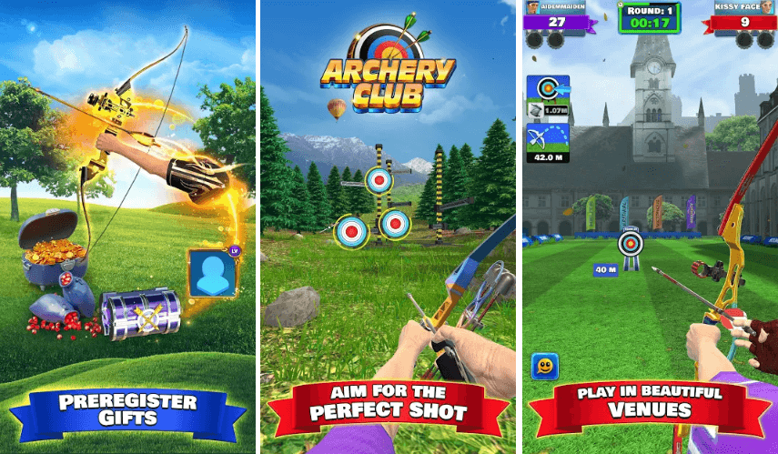 Archery Club: PvP Multiplayer Is Out For Pre-Registration