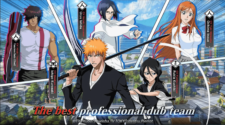 'BLEACH: Soul Bankai' Elite Beta Test is Live Now