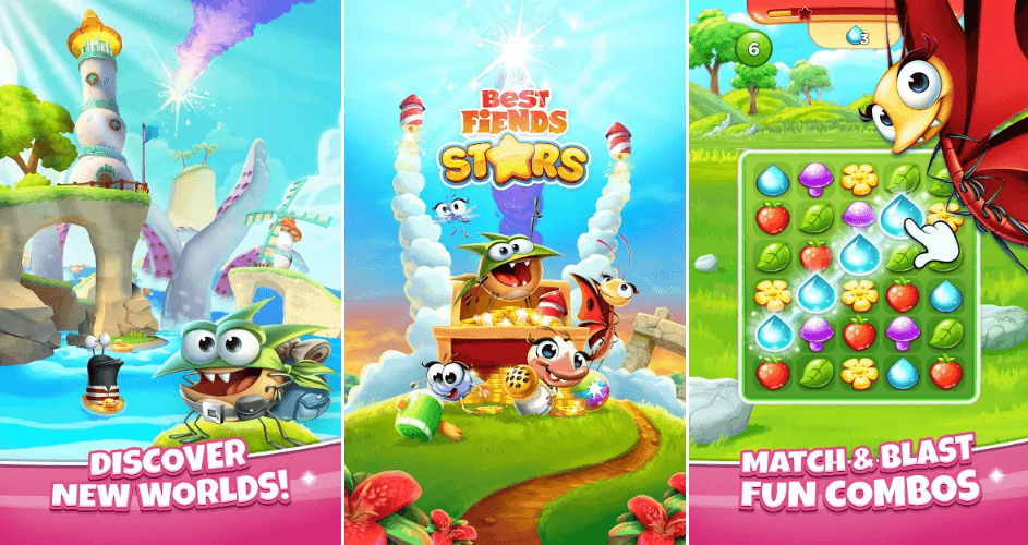 Best Friends Stars Has Been Released: Download Now